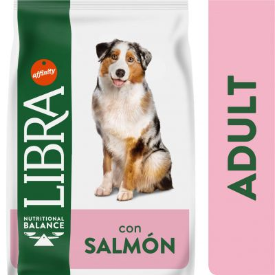 Affinity Libra Adult con salmón pienso para perros - 2 x 15 kg - Pack ahorro