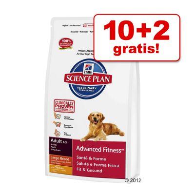 10-2-kg-gratis-12-kg-hill-canine-hondenvoer-adult-sensitive-stomach-kip-ei