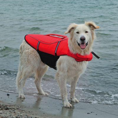 Trixie-pelastusliivit koirille - L-koko: selän pituus 54 cm