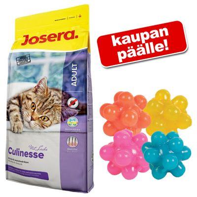 Josera kissanruoka 10 kg + nystyräpallot kaupan päälle! - Catelux