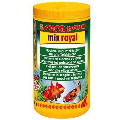 Sera Pond Mix Royal dammfiskfoder – 1000 ml
