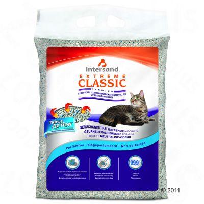 Extreme Classic - 15 kg Extreme Classic zonder parfum Kattenbakvulling