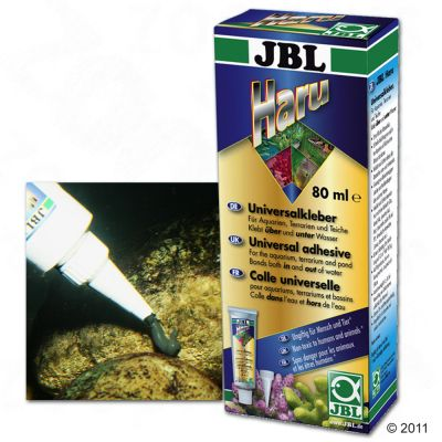 JBL Haru universallim – 80 ml, svart