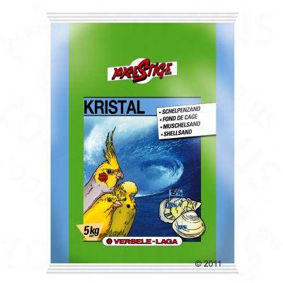 Prestige Kristal musselsand – 5 kg