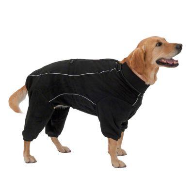 Hundoverall Fleece Polar – ca 35 cm rygglängd