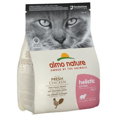 Almo Nature Holistic Kitten Chicken & Rice - 2 kg