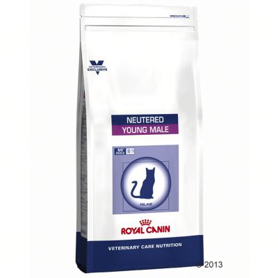 Royal Canin Vet Care Nutrition – Neutered Young Male – 10 kg
