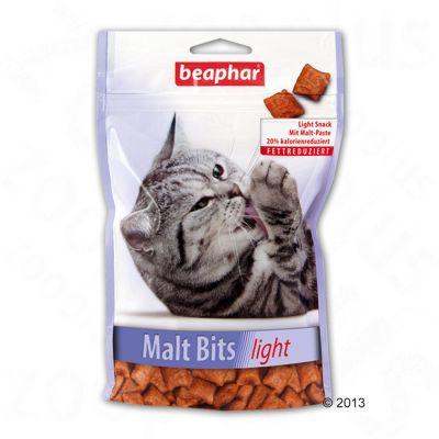 beaphar Malt-Bits Light – Ekonomipack: 3 x 150 g