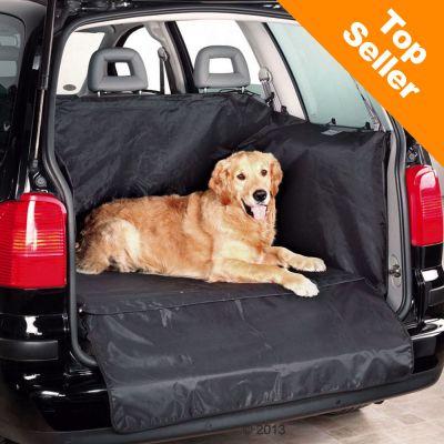 Coverall Deluxe skyddsöverdrag för bagageutrymmet – L 120 x B 110 x H 60 cm