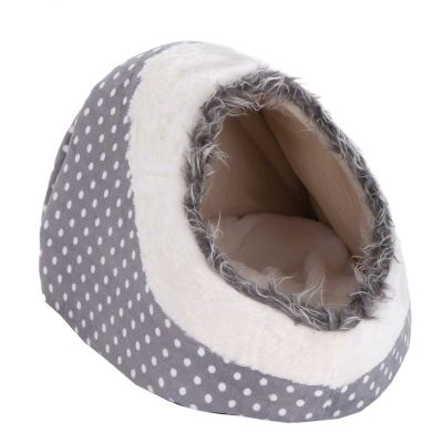 White Dots igloo – L 40 x B 40 x H 28 cm