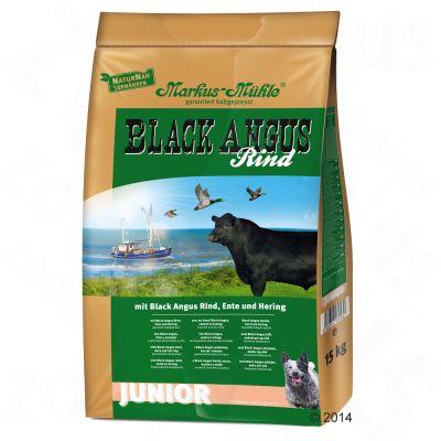 Markus-Mühle Black Angus Junior - 15 kg