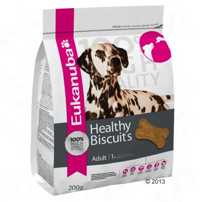 Eukanuba Healthy Biscuits – Adult 200 g