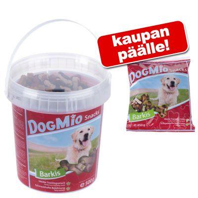 500 g DogMio Barkis + 450 g täyttöpussi kaupan päälle! - DogMio Barkis