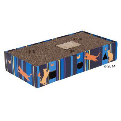 Scratch & Play -raapimiskaluste - P 45,5 x L 24 x K 9,3 cm / 2 palloa