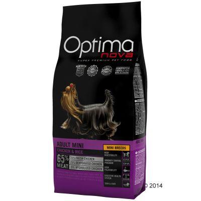 optimanova-mini-adult-kip-rijst-hondenvoer-2-kg
