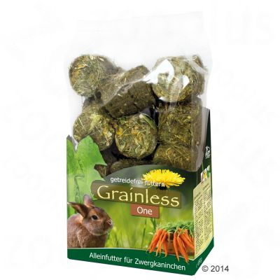 JR Farm Grainless One Dvärgkanin – 950 g
