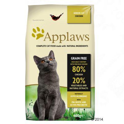 Applaws Senior - säästöpakkaus: 2 x 7,5 kg
