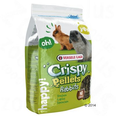 Versele-Laga Crispy Pellets Rabbits - 2 x 2 kg
