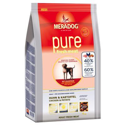 Meradog Pure Fresh Meat Chicken & Potato - 12,5 kg
