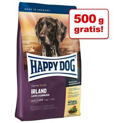 3,5 kg + 500 g gratis! 4 kg Happy Dog Supreme! - Africa