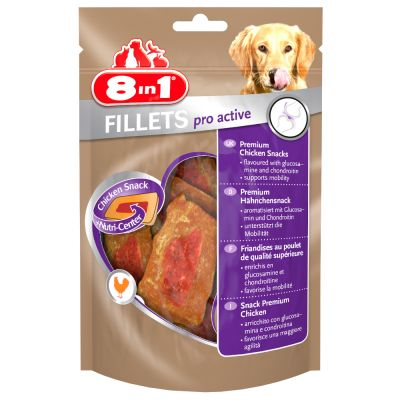 8in1 Fillets Pro Active 80 g