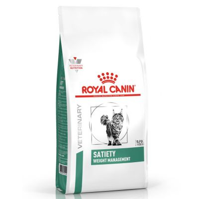 Royal Canin Feline Satiety Support Weight Management - Veterinary Diet - 6 kg