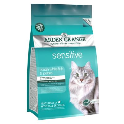 Arden Grange Sensitive Ocean White Fish amp Potato