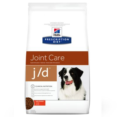 Hill's Prescription Diet j/d  Joint Care Hundefutter mit Huhn