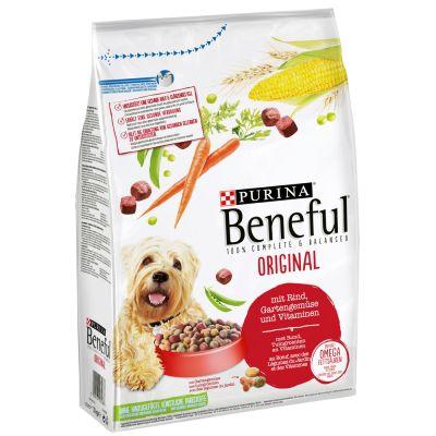 Beneful Original Beef Vegetables – 12 kg