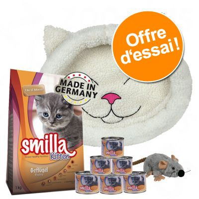 Chat Boîtes et sachets ★ Smilla Lots mixtes Smilla