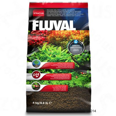 Fluval Stratum Plant and Shrimp – 4 kg