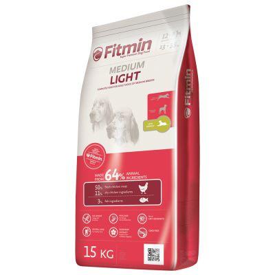 Fitmin Dog Medium Light - Výhodné balení 2 x 15 kg
