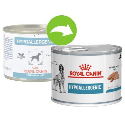 Royal Canin Hypoallergenic - Veterinary Diet - säästöpakkaus: 24 x 200 g