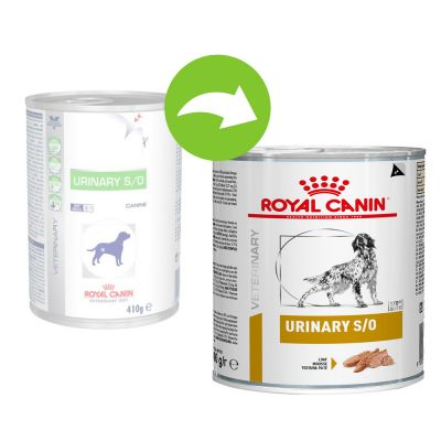 Royal Canin Urinary S/O - Veterinary Diet - 12 x 410 g