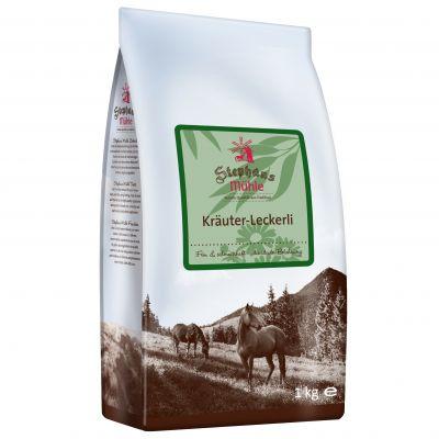 Stephans Mühle Paardensnack Kruiden - 1 kg