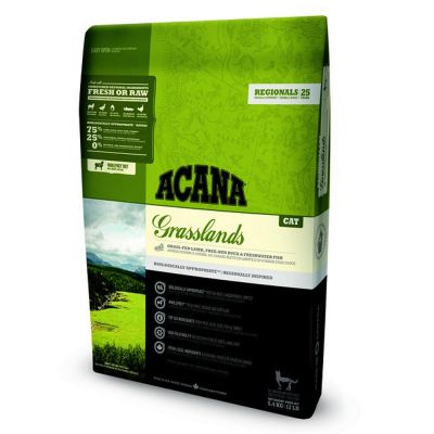 Acana Regionals Grasslands Cat - 5,4 kg