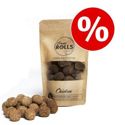 Caniland Snack Rolls Standard 100 g erikoishintaan: 20 % alennusta! - Standard