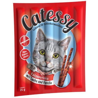 Catessy Sticks 10 Stück - Bar-B-Q mit Pute