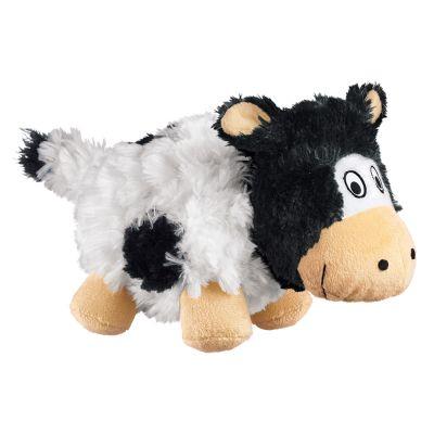 KONG Barnyard Cruncheez Cow - S-koko: P 16 x L 7,5 x K 10 cm