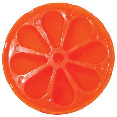 Rosewood Hundespielzeug Orange - 1 Stück - Ø 9,5 cm