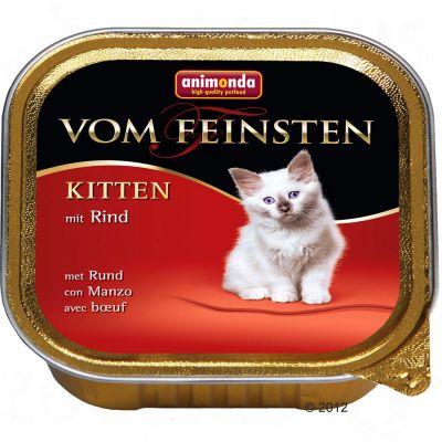 animonda-vom-feinsten-kitten-6-x-100-g-med-fjerkra
