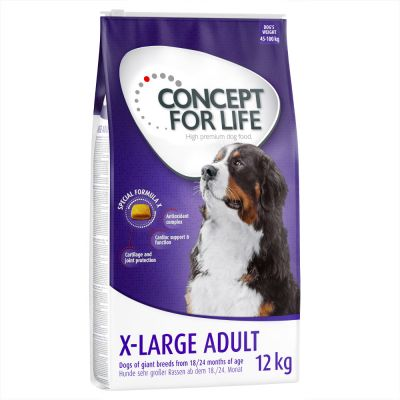 Concept for Life X-Large Adult - 12 kg