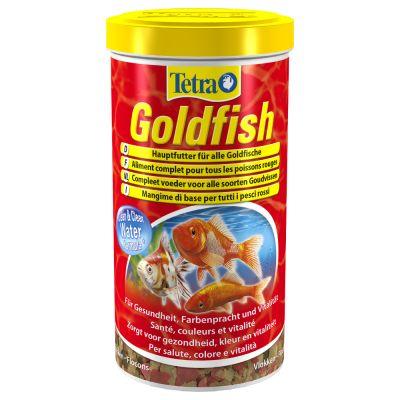 Tetra Goldfish -hiutaleruoka - 1 l