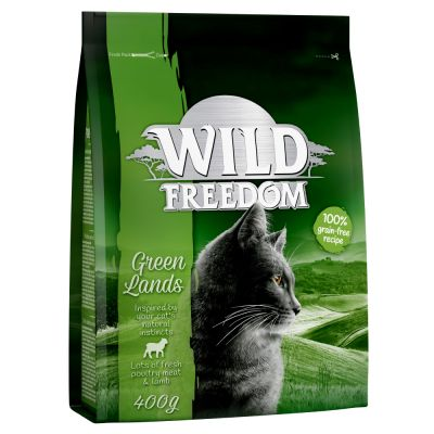 "Wild Freedom Adult ""Green Lands"" - Lamb - 3 x 2 kg"