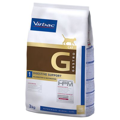 Virbac Veterinary HPM Cat Digestive Support G1