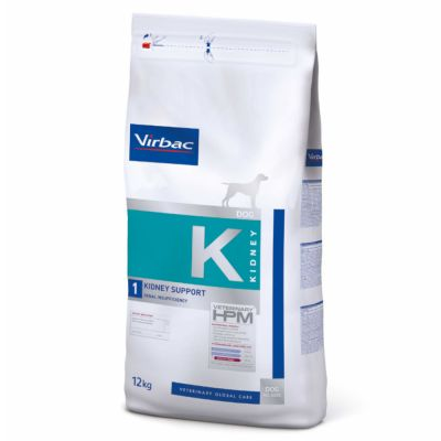 Virbac Veterinary HPM Dog Kidney Support K1