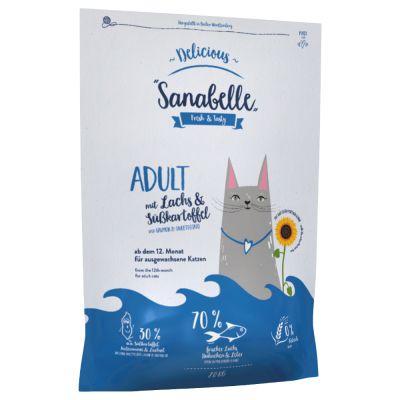 Sanabelle Delicious Adult mit Lachs & Süßkartoffel