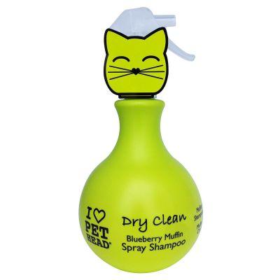 PET HEAD Cat Dry Clean Spray