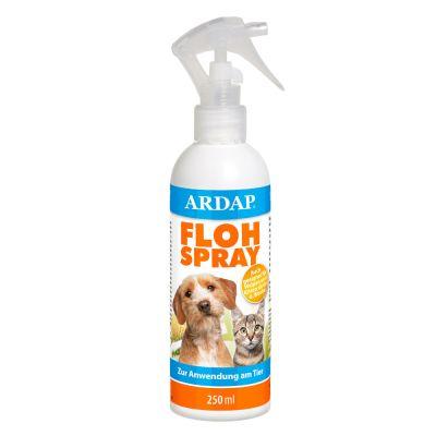 Ardap Care ARDAP Flohspray am Tier