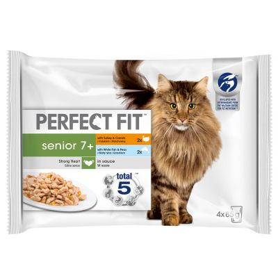 Perfect Fit Senior Mixed Selection - 52 x 85 g